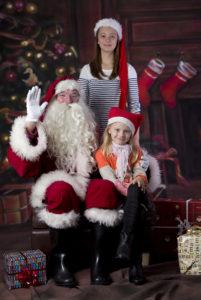 Den rigtige julemand bestilles her